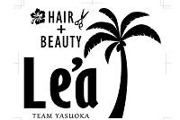 平塚の美容室Le'aのロゴ