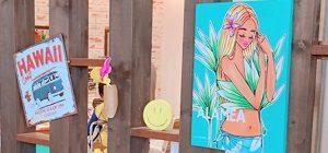 平塚の美容室Le'aの絵